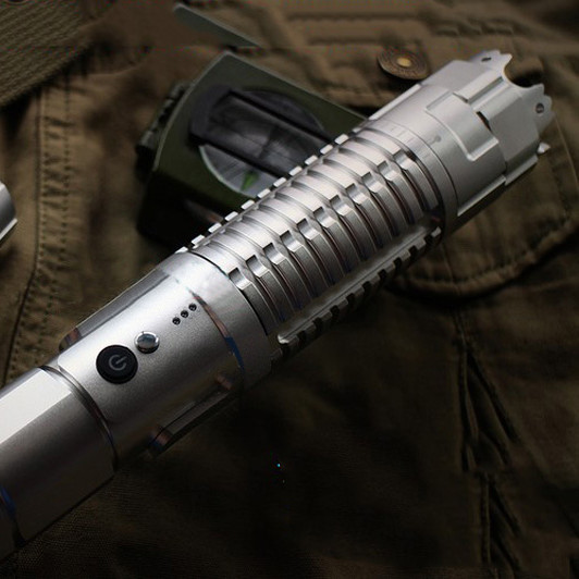 Cool Blue Laser Pointer 1000mW 450nm Class IV For Sale