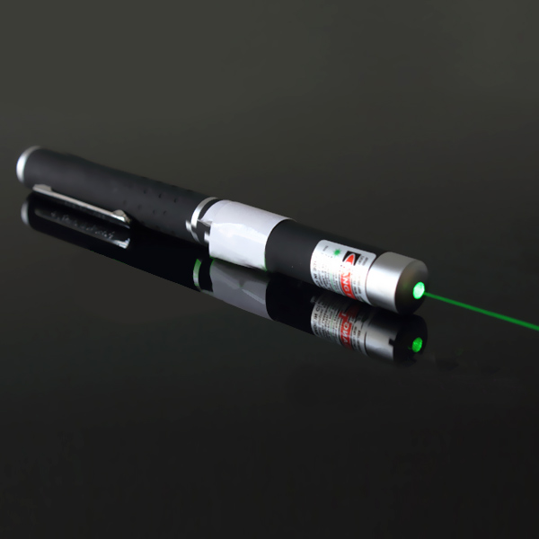 Green Dot Laser Pointer 30mW 532nm Presentation Pen