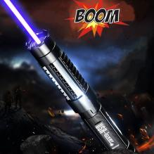 1000mW  High Power Laser Pointer Blue  Strong Powerful Beam Light  Pen