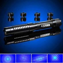 445nm 2000mW Blue Beam Light Laser Pointer