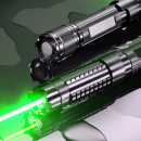MARS Series 300mW High Power Lasers Pointer Flashlight
