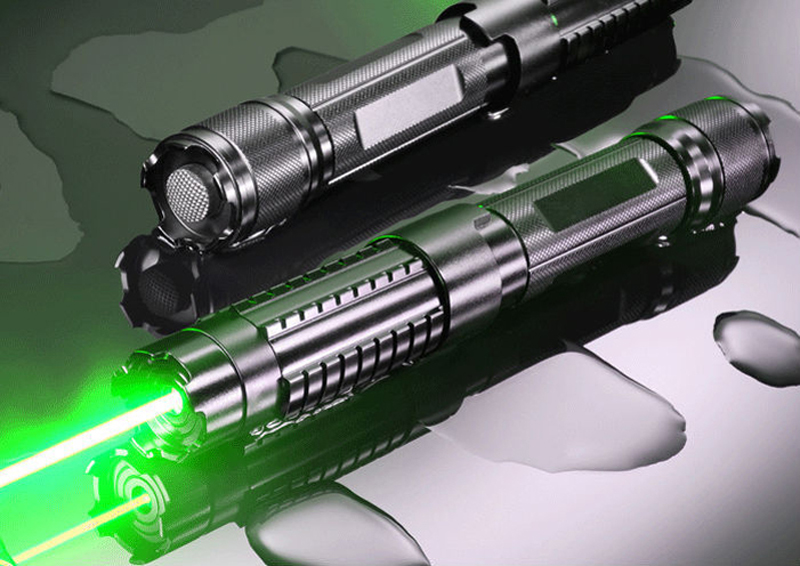 high powered green laser