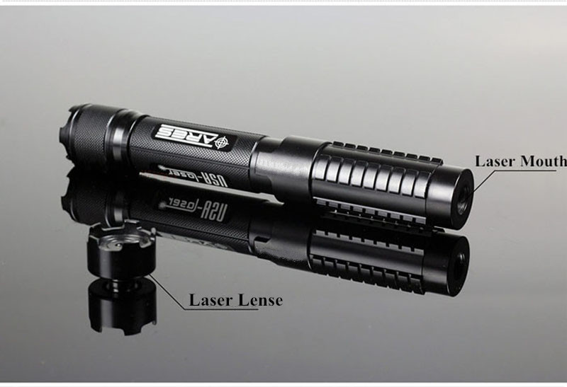 2w blue laser pointer