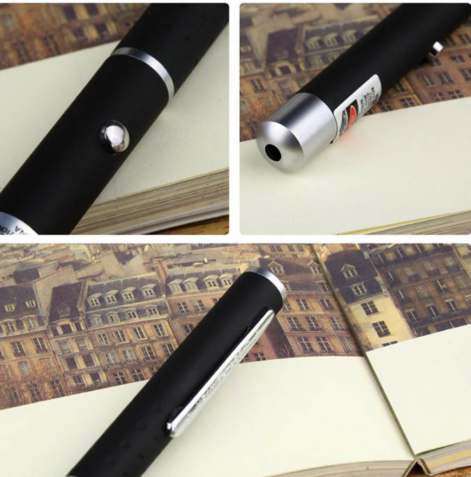 laser presentation pointer
