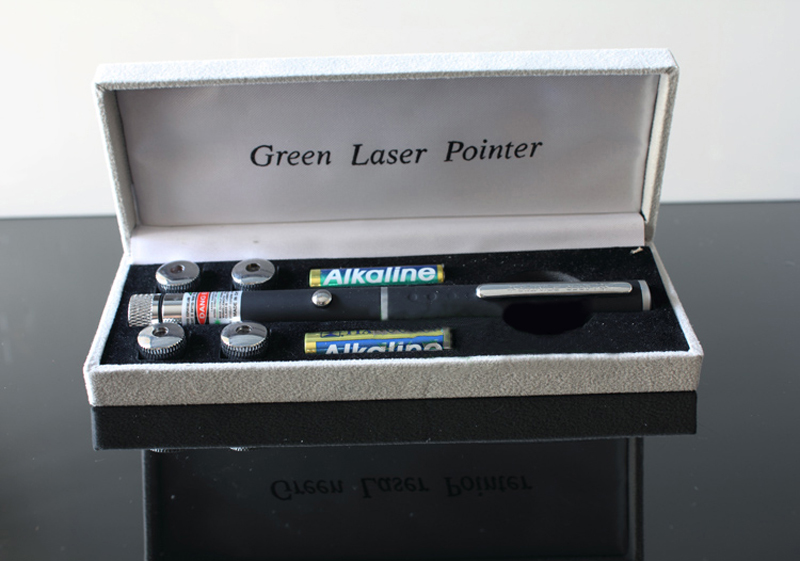 20mw green laser pointer